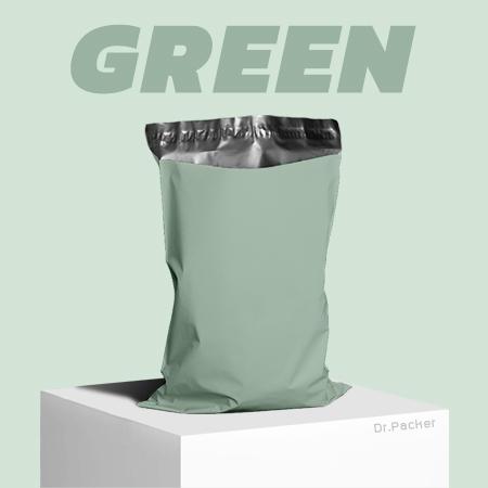 ซองไปรษณีย์สีเขียว ถุงไปรษณีย์สีเขียว