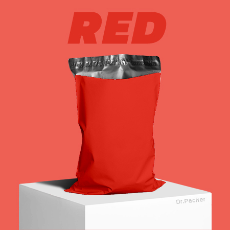 ซองไปรษณีย์สีแดง ถุงไปรษณีย์สีแดง